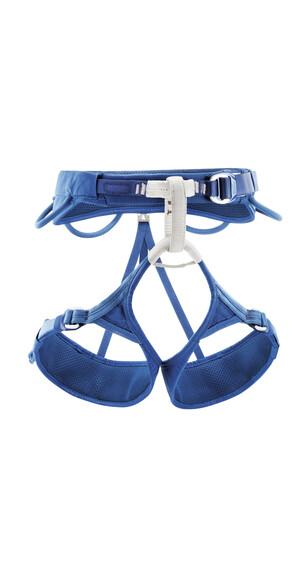 Petzl Adjama klimgordel XL blauw